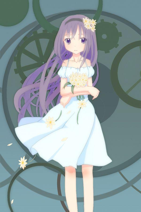 Tags: Anime, Pixiv Id 5189393, Mahou Shoujo Madoka☆Magica, Akemi Homura, Pixiv, Fanart, Fanart From Pixiv
