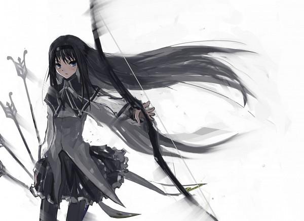 Tags: Anime, Gond, Mahou Shoujo Madoka☆Magica, Akemi Homura