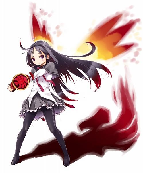 Tags: Anime, Nagisa Honoka, Mahou Shoujo Madoka☆Magica, Akemi Homura