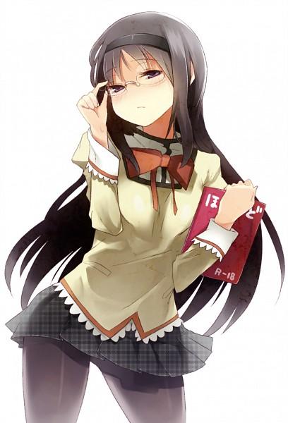 Tags: Anime, Kakei, Mahou Shoujo Madoka☆Magica, Akemi Homura