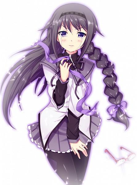 Tags: Anime, Hinata Sora, Mahou Shoujo Madoka☆Magica, Akemi Homura