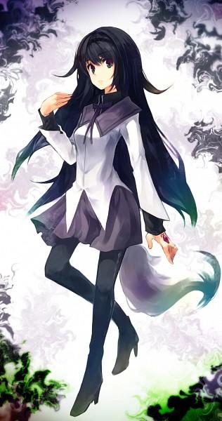 Tags: Anime, ukyo_rst, Mahou Shoujo Madoka☆Magica, Akemi Homura