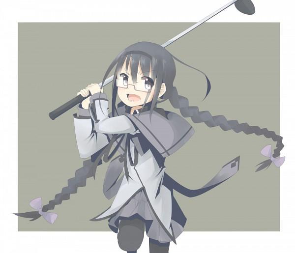 Tags: Anime, And Dokari, Mahou Shoujo Madoka☆Magica, Akemi Homura