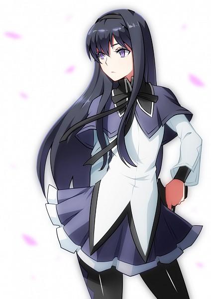 Tags: Anime, Yunori, Mahou Shoujo Madoka☆Magica, Akemi Homura