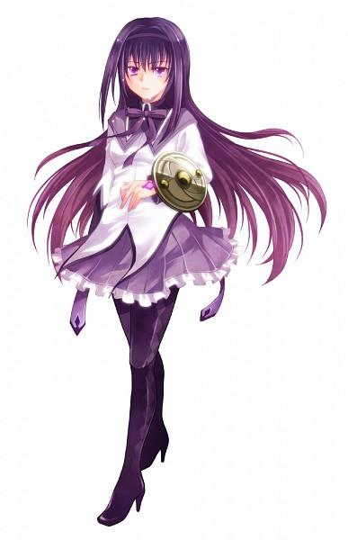 Tags: Anime, Kaminari On Maru, Mahou Shoujo Madoka☆Magica, Akemi Homura