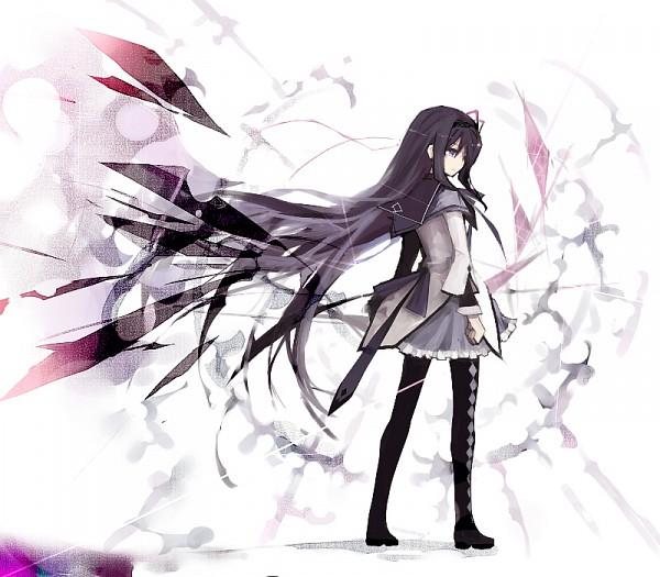 Tags: Anime, Shima H, Mahou Shoujo Madoka☆Magica, Akemi Homura