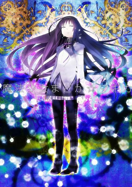 Tags: Anime, Gpnet, Mahou Shoujo Madoka☆Magica, Akemi Homura