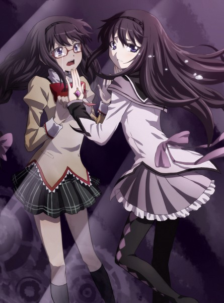 Tags: Anime, Oiun, Mahou Shoujo Madoka☆Magica, Akemi Homura