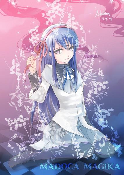 Tags: Anime, Mashroom, Mahou Shoujo Madoka☆Magica, Akemi Homura
