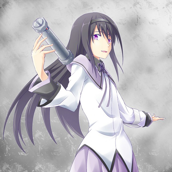 Tags: Anime, Pixiv Id 1089876, Mahou Shoujo Madoka☆Magica, Akemi Homura