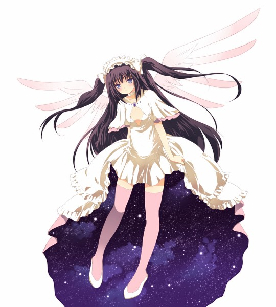 Tags: Anime, Bee (Artist), Mahou Shoujo Madoka☆Magica, Akemi Homura, Ultimate Madoka (Cosplay)