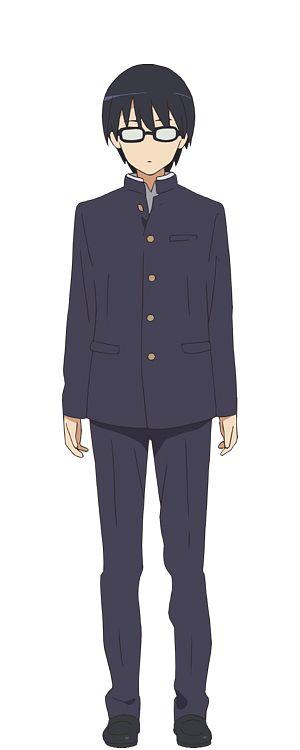 Aki Tomoya - Saenai Heroine no Sodatekata