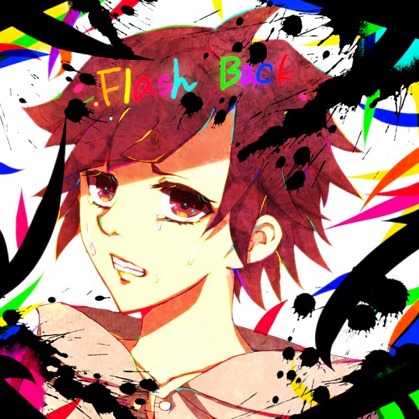 Tags: Anime, Pixiv Id 2550697, Akiakane (Nico Nico Singer), Flashback (song), Nico Nico Singer