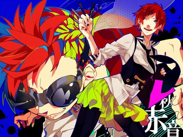 Tags: Anime, Saikawa, Akiakane (Nico Nico Singer), Nico Nico Singer