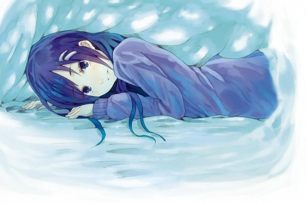 Akiba Rika - Hanbun no Tsuki ga Noboru Sora