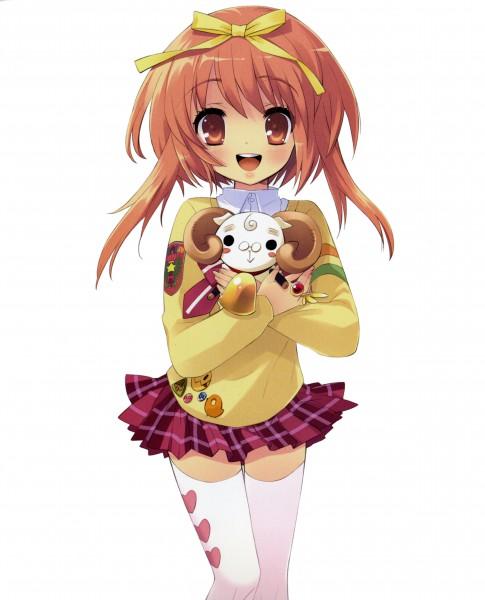 Tags: Anime, Ito Noizi, Nanatsuiro Drops, Akihime Sumomo, Yuki-chan