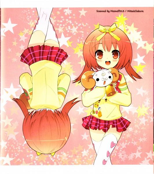 Tags: Anime, Nanatsuiro Drops, Akihime Sumomo, Yuki-chan, Self Scanned, Scan