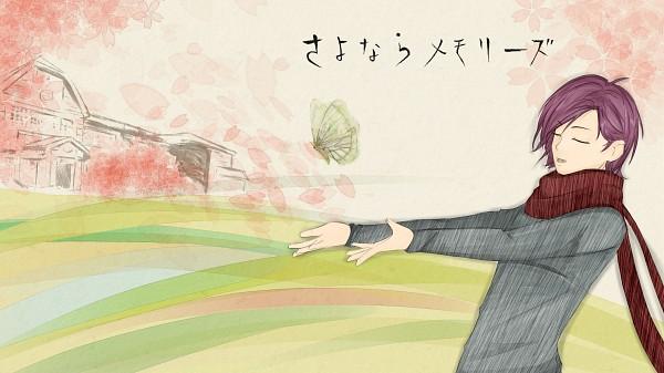 Tags: Anime, Supercell, UTAU, Akio Ryo, Sayonara Memories