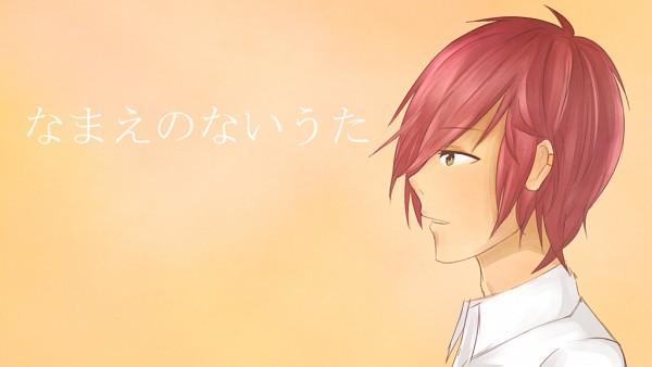 Tags: Anime, UTAU, Akio Ryo, Wallpaper, Namae No Nai Uta