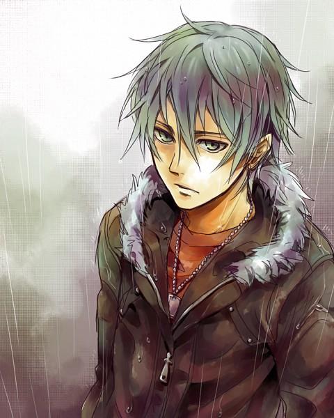 Tags: Anime, Akke, Nitro+CHiRAL, Togainu no Chi, Akira (TNC), Fanart, Pixiv