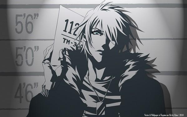 Tags: Anime, Nitro+CHiRAL, Togainu no Chi, Akira (TNC), Scan, HD Wallpaper, Wallpaper