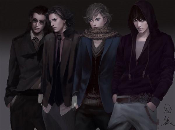Tags: Anime, Akira 1208 (Artist)