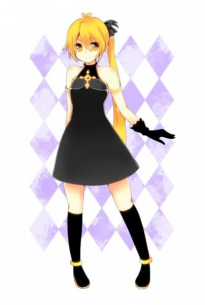 Tags: Anime, Pixiv Id 2529553, VOCALOID, Akita Neru, Mobile Wallpaper