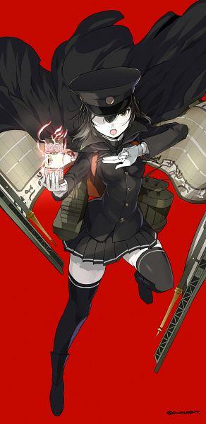 Tags: Anime, Naitou Ryuu, Kantai Collection, Akitsu Maru (Kantai Collection)