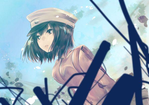Tags: Anime, Pixiv Id 4630360, Kantai Collection, Akitsu Maru (Kantai Collection)
