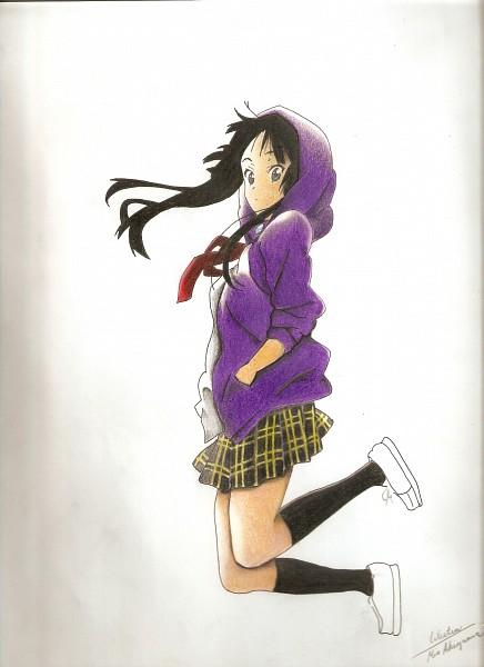 Tags: Anime, K-ON!, Akiyama Mio, Mio Akiyama