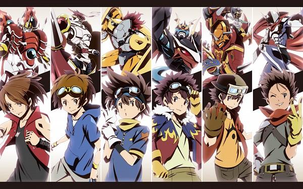 Akiyama Ryou - Digimon Tamers