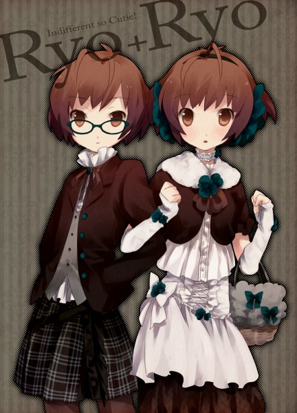 Tags: Anime, THE iDOLM@STER, Akizuki Ryou