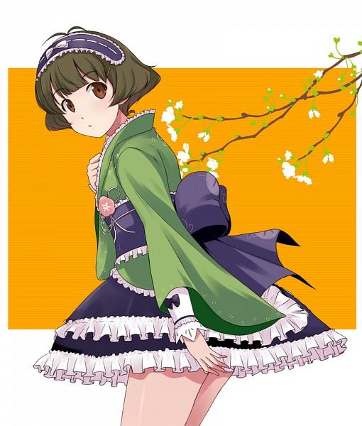 Tags: Anime, Onion (Artist), THE iDOLM@STER, Akizuki Ryou