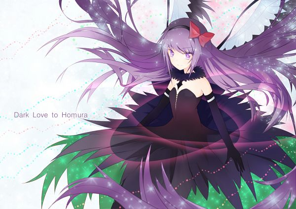 Tags: Anime, Pixiv Id 2815242, Mahou Shoujo Madoka☆Magica, Akemi Homura, Akuma Homura