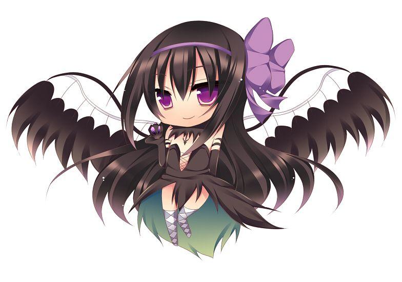 Tags: Anime, Pixiv Id 473870, Mahou Shoujo Madoka☆Magica, Akemi Homura, Akuma Homura