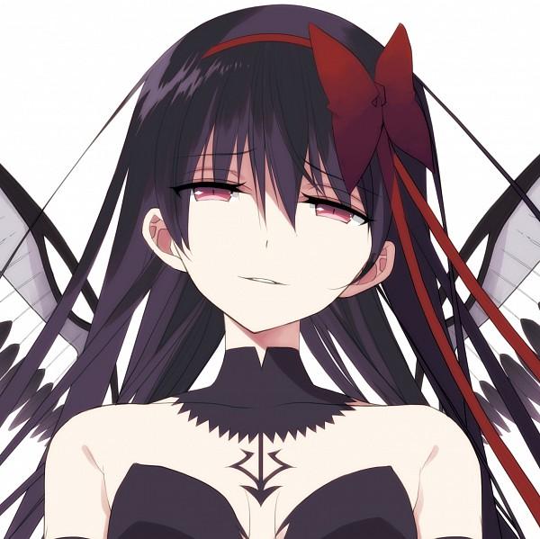 Tags: Anime, Misteor, Mahou Shoujo Madoka☆Magica, Akuma Homura, Akemi Homura, Pixiv