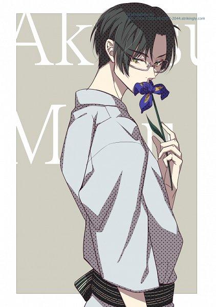 Tags: Anime, Pixiv Id 4601697, Sarazanmai, Akutsu Mabu, Iris