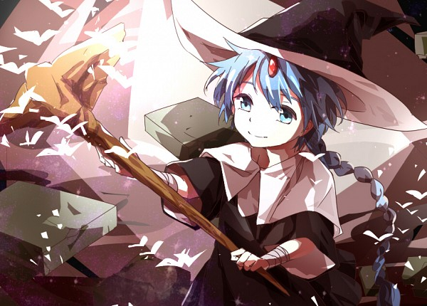 Tags: Anime, Nishigyou Teraa, MAGI: The Labyrinth of Magic, Aladdin (Magi), Rukh, Pixiv