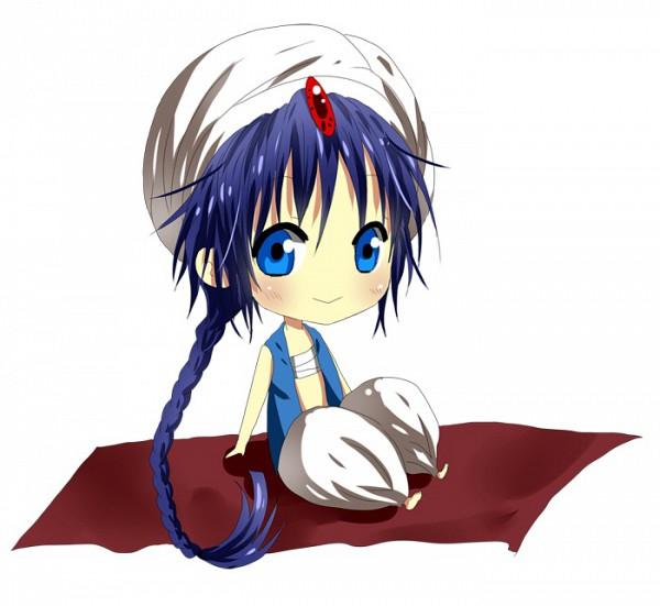 Tags: Anime, Miyuli, MAGI: The Labyrinth of Magic, Aladdin (Magi), Pixiv