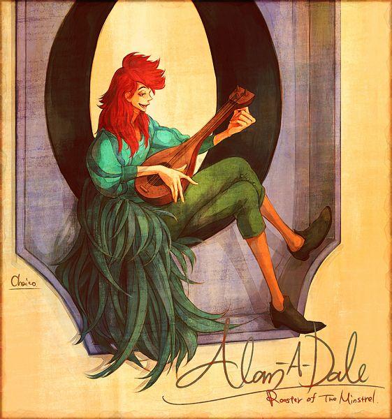 Alan-a-Dale - Robin Hood (Disney)