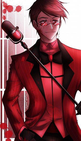 Tags: Anime, Miyuki-fanarts, Hazbin Hotel, Alastor (Hazbin), deviantART, Demon Radio