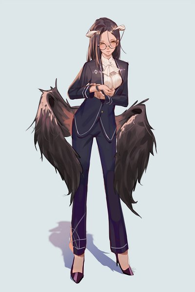 Tags: Anime, Pixiv Id 12284820, Overlord, Albedo (Overlord), Fanart, Fanart From Pixiv, Pixiv