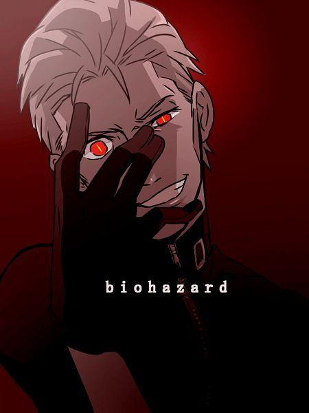 Albert Wesker - Resident Evil