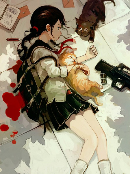 Tags: Anime, Alchemaniac, deviantART, Original