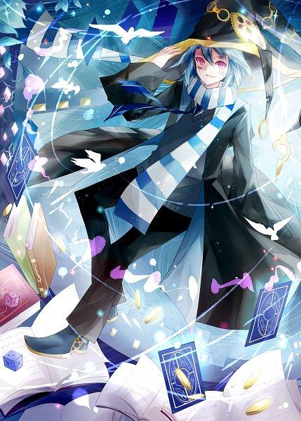 Tags: Anime, Pixiv Id 6805159, Merc Storia, Alcyon, Pixiv, Fanart, Fanart From Pixiv