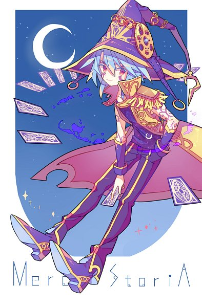 Tags: Anime, Pixiv Id 4280606, Merc Storia, Alcyon, Fanart From Pixiv, Pixiv, Fanart