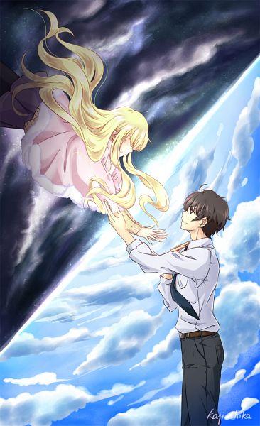 Tags: Anime, Pixiv Id 4354577, Aldnoah Zero, Kaizuka Inaho, Asseylum Vers Allusia, Mobile Wallpaper, PNG Conversion
