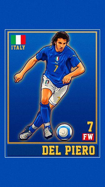 Alessandro Del Piero - Soccer Players