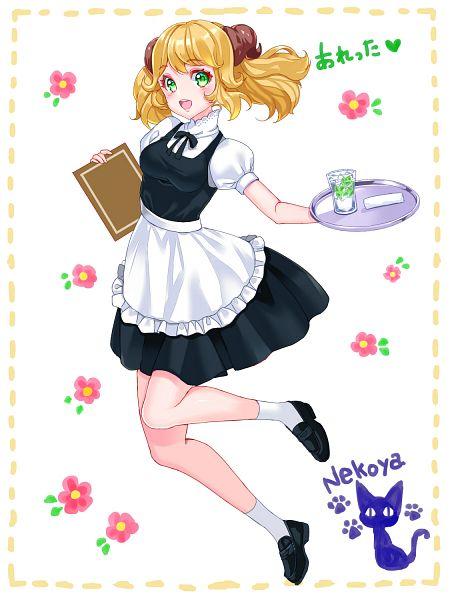 Tags: Anime, Pixiv Id 7734319, Isekai Shokudou, Aletta (Isekai Shokudou)