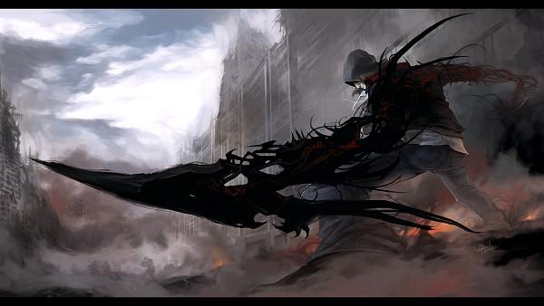 Tags: Anime, Tervola, Prototype, Alex Mercer, Destruction, Facebook Cover